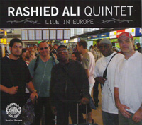 Rashied Ali Quintet - Live In Europe